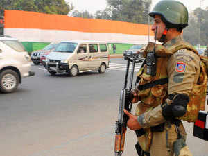 "Amid a high alert around the country ahead of the Republic Day, police detained six persons, in Vadodara after local residents told authorities about their alleged ""suspicious"" movements."