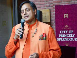 Tharoor said the campaign has been reduced to mere photo ops with VIPs wielding brooms in front of cameras on every Gandhi Jayanti on October 2.