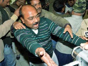 Suspended JD(U) MLA Sarfaraz Alam was arrested for allegedly misbehaving and abusing a Delhi-based couple on board Rajdhani Express.