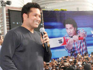 Sachin Tendulkar said singing the national anthem before the 2011 World Cup final is the 'proudest feeling' he has ever had in his life.