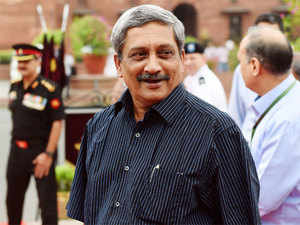 Defence Minister Manohar Parrikar will release a set of five books, illustrating the saga of 'Param Veer Chakra' awardees, for children tomorrow.