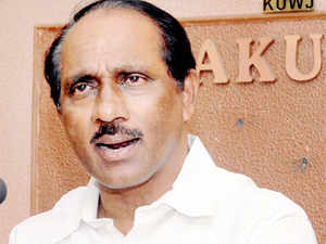 Questioning Pinarayi Vijayan's political decency, Babu said that his own decision to quit was taken after reading the media reports of the court order.
