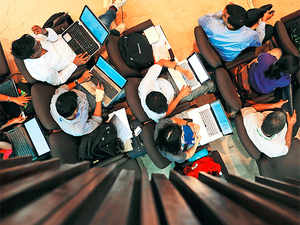 Banks, which in the past, used to focus mostly on accountants and commerce graduates to run their businesses, are now queuing up in front of engineering colleges, seeking out technology-oriented students rather than accountants.