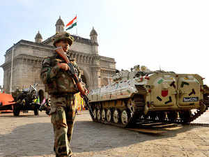 Indian cops and soldiers put their lives on the line without adequate body armour. Yet it is Indian firms that export bulletproof vests that protect troops in over 200 countries.