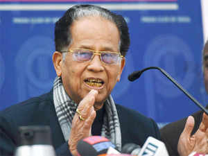 """Gogoi said there is no case for President's rule in Arunachal Pradesh. """"There is no breakdown of law and order in the state."""