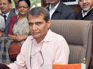 Union Railway Minister Suresh Prabhu today said the Narendra Modi government has been working on addressing various issues the community faces.