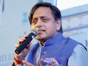 Shashi Tharoor said that it was difficult for Parliamentary system to work in a country as populous and as diverse as India.