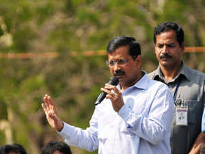 """Delhi Chief Minister Arvind Kejriwal today termed the Centre's decision to recommend President Rule in Arunachal Pradesh """"against the Constitution"""""""