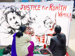 """The panel points to """"gaps in several processes"""" followed by the university administration. The university had expelled Vemula in December 2015."""
