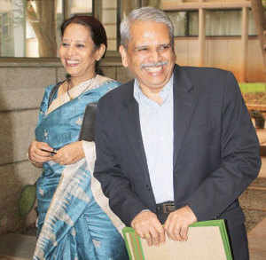 Infosys co-founder Kris Gopalakrishnan (right) is funding brain studies with three niche projects that are closely aligned to his interest in computer science and a desire to improve research in India.