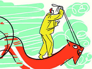 S&P said that Indian economy is less vulnerable to external shocks as it is mainly driven by household consumption and government spending.