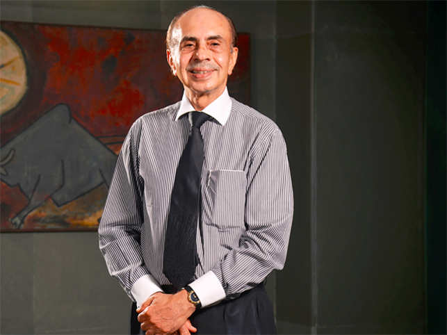 """""""One thing that can go wrong is reform not taking place. That's typical of India"""", says  Adi Godrej."""