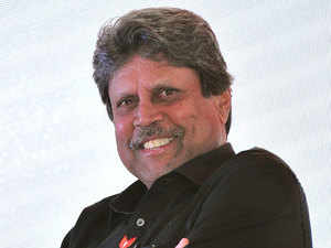 """Former India captain and legendary all-rounder Kapil Dev today wished good luck to the players taking part in the ICC Under-19 Cricket World Cup in Bangladesh, saying that this is an opportunity for them to """"write their own destiny""""."""