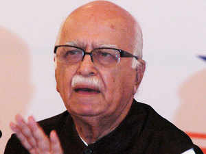 Veteran BJP leader L K Advani today said there was no question mark on the freedom of expression in the country and wondered who were the people saying so.