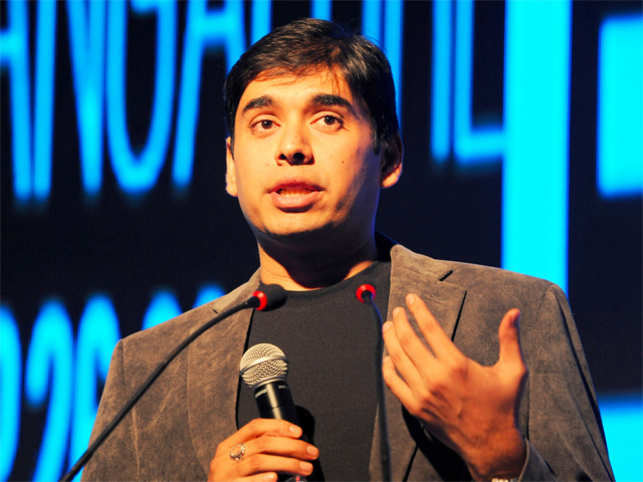 Naveen Tewari has on occasion talked about startup culture and the importance of founders exemplifying that culture.