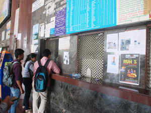 India Post has opened a Railway reservation facility counter at Shankar Nagar Post Office in western part of the city.