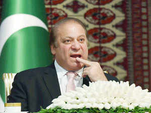 """Pakistan's President Mamnoon Hussain and Prime Minister Nawaz Sharif today greeted their Indian counterparts on India's 67th Republic Day, wishing the country """"stability"""" and """"prosperity""""."""