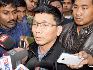 Leader of 21 Congress rebel MLAs in Arunachal Pradesh, Kalikho Pul, says that he is ready to negotiate with Congress high command on removing Nabam Tuki.