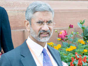 S Jaishankar has been pre-occupied with the French President's visit during the past week following his visit to Maldives and Sri Lanka.