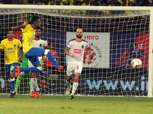Mumbai started their campaign with two goalless draws before clinching a 2-1 win over Goa's Salgaocar SC on Sunday to break their winless streak.