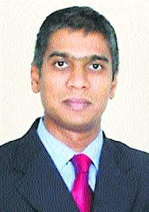 Sandeep Kothari, portfolio manager, Fidelity International