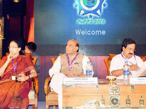 Union Home Minister Rajnath Singh today said the police force should use the social media to its advantage and connect with people.