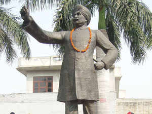 Punjab government declared a public holiday tomorrow on the 150th birth anniversary of freedom fighter Lala Lajpat Rai.