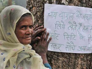 AAP also sent it to Uttarakhand Governor Krishna Kant Paul, Chief Minister Harish Rawat, Union Urban Development Minister M Venkaiah Naidu and other senior officials.
