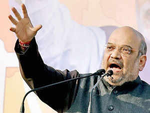The BJP parliamentary board will meet tomorrow to welcome Amit Shah to his second term as party president following his election on Sunday.