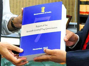 The implementation of the new pay scales is estimated to put an additional burden of Rs 1.02 lakh crore on the exchequer in 2016-17.