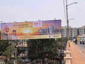 Indian Oil Corporation is caught in crossfire between the central and Odisha governments, with the latter seeking a report on a campaign.
