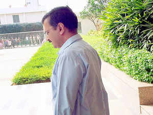Delhi CM Arvind Kejriwal today got admitted to the Jindal Nature Cure Institute on the city outskirts for undergoing naturopathy treatment for the next 10 days.