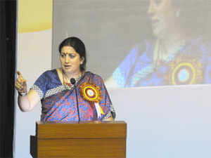 Appa Rao Podile said that HRD minister Smriti Irani had not asked him to punish students of the Ambedkar Students Association as the university was autonomous.