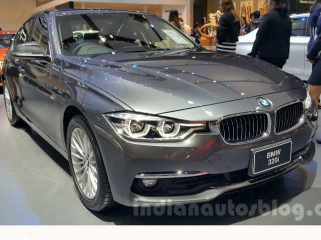 BMW Series LCI Facelift Launched In India Priced From Rs - Bmw 35