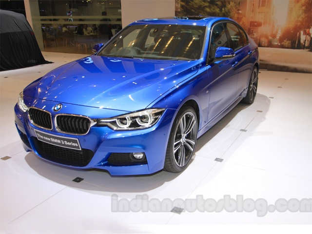 Bmw 3 Series Lci Facelift Launched In India Priced From Rs 35