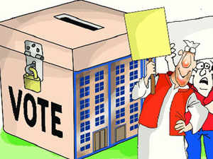 Goa CEO has suggested that the assembly elections can be held along with four other states- Manipur, Punjab, Uttarakhand and Uttar Pradesh.