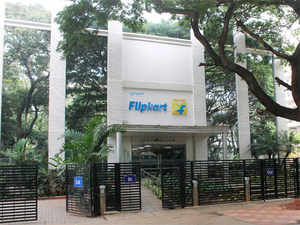 Flipkart hired students based on their Nanodegree projects and Udacity profiles; there were no in-person interviews or group exercises.