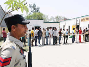 Twenty candidates have filed their nomination papers for the Muzaffarnagar Assembly bypolls, officials said.