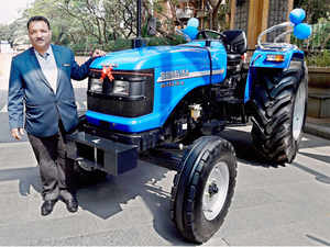 Sonalika International Tractors is one among the top three tractor manufacturers in the country with a market share of around 12 per cent.
