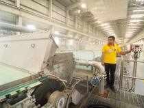 Emami Paper Manufacturing plant at Balasore in Odisha.