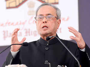 President Pranab Mukherje said that the imposition of President's rule can be liable to misuse but procedural changes over the years have somewhat reduced that possibility.
