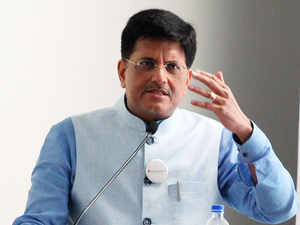 Goyal said Coal India's production target of 550 million tonnes for this financial year may have to be scaled down if sales don't pick up in tandem with output growth.