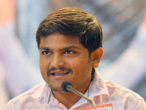 Hardik warned Congress that it would never get back to power in Gujarat, if it does not stop politics in the name of Patel community.