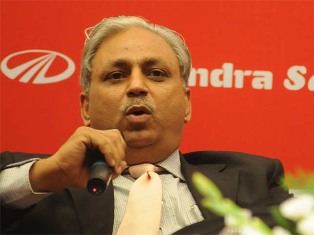 Gurnani recalls the stormy months when he took charge of the beleaguered IT firm, Satyam Computer Services. (Image: BCCL)