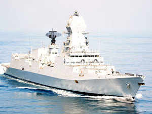 The development, after reports of a pact between Reliance Defence and USC to build warships, is a reiteration of foreign defence contractors' interest.