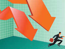 Shares of select private banks took a beating, falling up to 7%, in Friday's session after ICICI Bank's Q3 results revived asset quality concerns over banks.