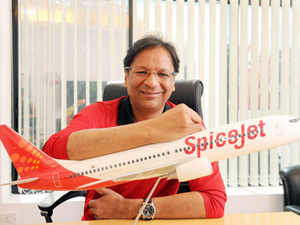 "Airline's chief Ajay Singh, who took over the reins of then crisis-hit SpiceJet early last year, said the turnaround process has taken off ""very well""."
