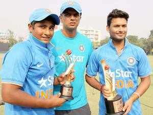 Indian batting unit would look to sort out their top-order woes as they take on New Zealand in their secondencounter of the ICC Under-19 World Cup.