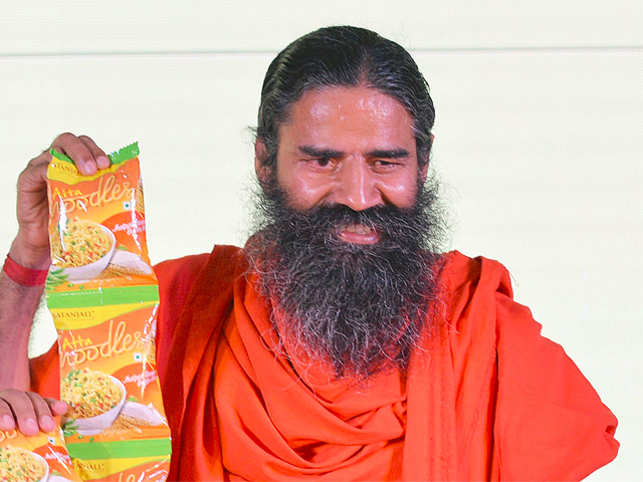 Patanjali's range of FMCG products, staples, groceries, nutrition, hair care, skin care, dental care and toiletries, will available on Pluss App. (Image: BCCL)