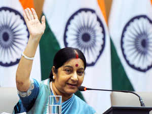 Since taking charge in 2014, Swaraj used to respond to almost each and every request made by distressed Indians through twitter and otherwise.